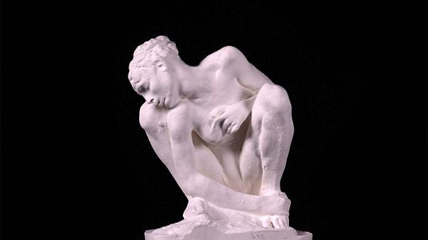 Auguste Rodin ölümünün 100. yılında sergi ile anılıyor