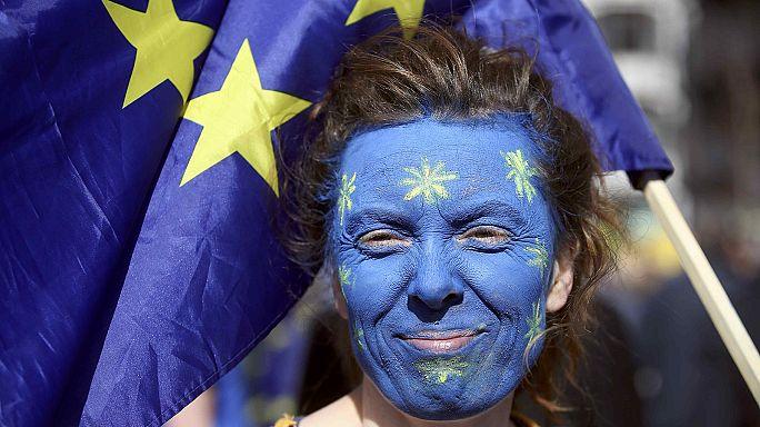 """""""Стан справ у ЄС"""": Євросоюз святкує 60-річчя, Брюссель відзначив річницю терактів"""