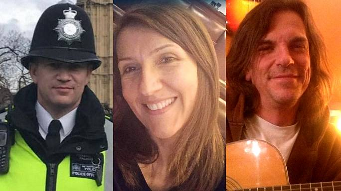 London attack: fourth victim named as Leslie Rhodes
