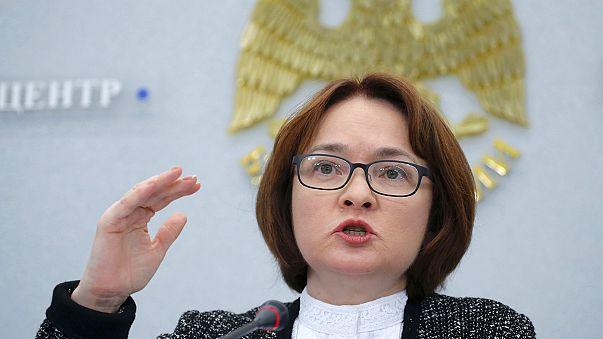 El banco central de Rusia rebaja su tipo al 9,75% por una menor inflación