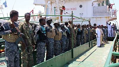 Somali pirates take over Somali vessel to use as mothership - police