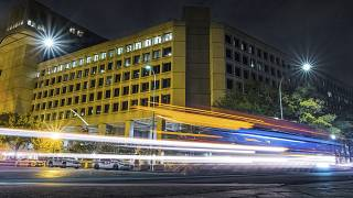 Image: The FBI headquarters in Washington on Nov. 1, 2017.