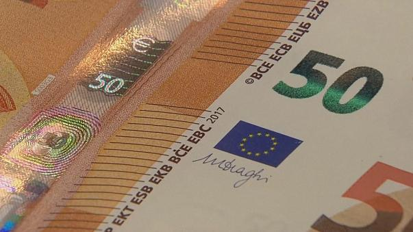 Eurozone economic confidence up as pressure for rate rise builds
