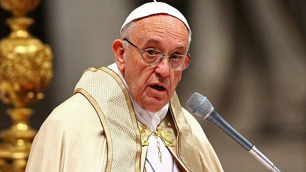 Прямой эфир: папа Франциск встречается с лидерами ЕС в Ватикане