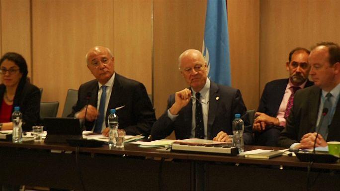 В Женеве возобновились межсирийские переговоры
