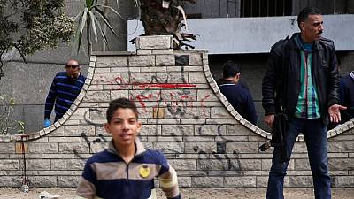 Égypte : un mort et trois blessés dans une explosion
