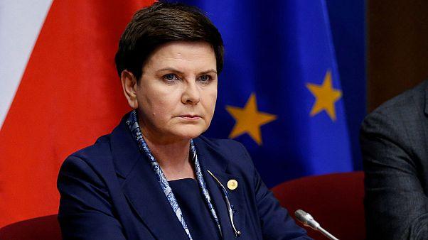 Πολωνία-Ε.Ε.: Η κόντρα σκιάζει την τελετή στην Ρώμη