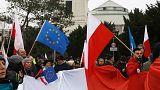 Pologne : une marche citoyenne pour dire « je t'aime » à l'Europe