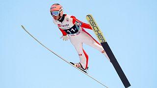 پرش با اسکی؛ کرافت یک گام دیگر به فتح جام جهانی نزدیک شد