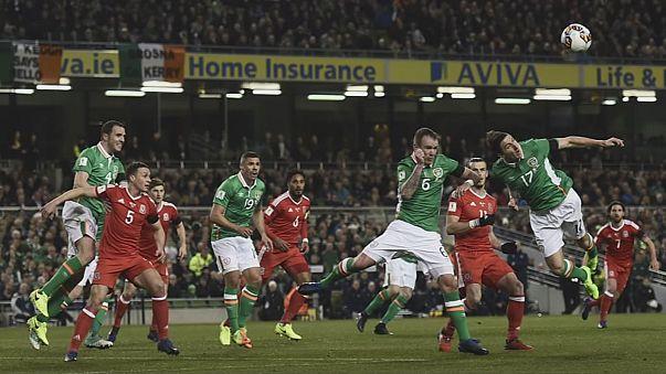 مقدماتی جام جهانی؛ اسپانیاو ایتالیا با دو برد هم امتیاز و صدرنشین گروه جی شدند