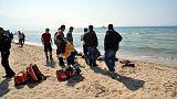 ENSZ: menekülők százai fulladhattak a tengerbe