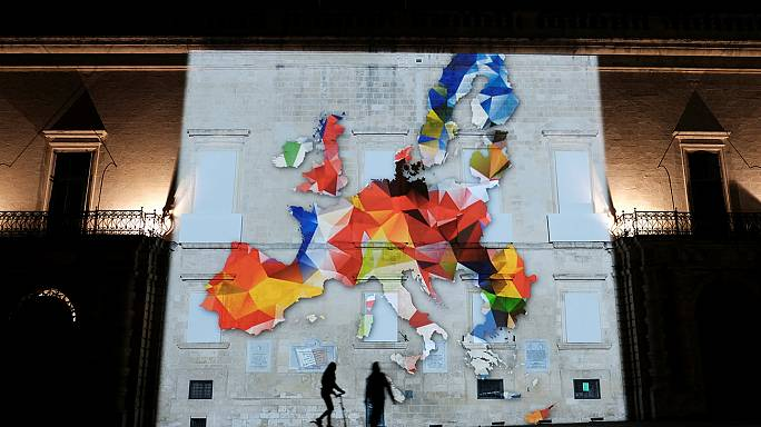 Italian capital prepares to celebrate Treaty of Rome