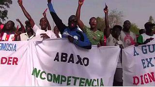 L'aggravation de la crise politique provoque des appels à des protestations quotidiennes en Guinée-Bissau