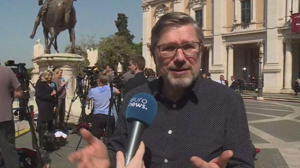 خبرنگار لیبراسیون: مردم به پروژه اروپای واحد باور دارند