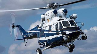 Un policier ougandais tué pendant un entraînement en hélicoptère