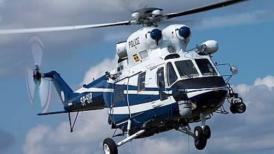 Ugandan policeman killed by helicopter during flight rehearsal