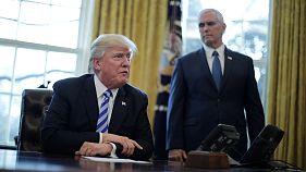 Trumpcare: Cumhuriyetçi vekiller Demokratların safında yer aldı
