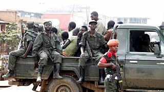 Central Congo militia decapitates 40 police officers in ambush