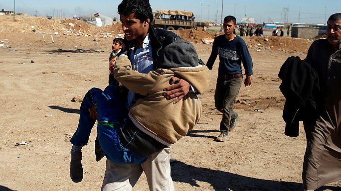 Felfüggesztette Moszul ostromát az iraki hadsereg