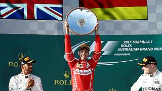 Formula One: Vettel wins in Australia