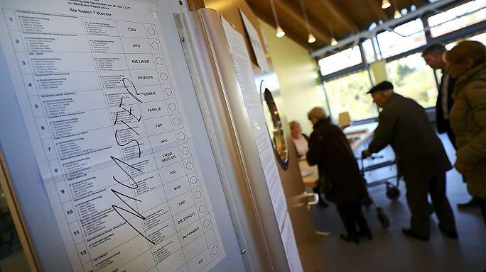 Primer test electoral del año en Alemania