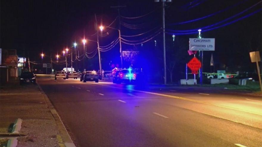 Mindestens ein Toter und viele Verletzte bei Schießerei in Cincinnati