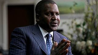 Dangote buys the largest crane in Africa