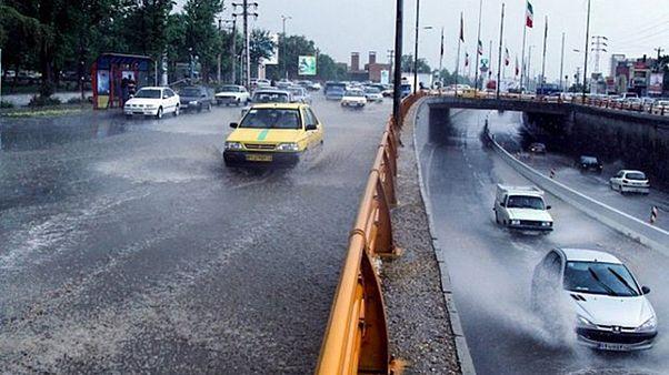 وزارت نیرو ۴ استان را در معرض وقوع سیل اعلام کرد