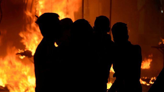 Harcok és civil áldozatok Moszulban