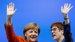 Μεγάλη νίκη του CDU της Μέρκελ στο κρατίδιο του Σάαρλαντ
