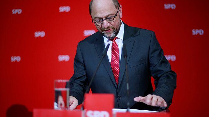 Viel Häme im Netz: Kein Schulz-Effekt im Saarland