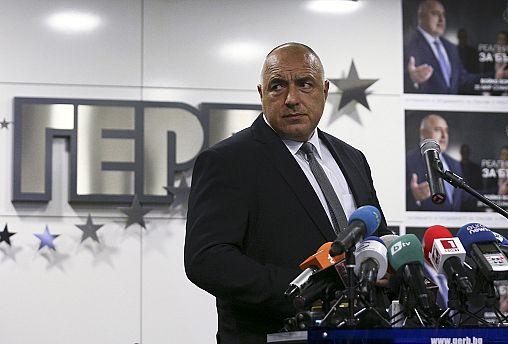 Bulgaria: exit polls suggest win for Boiko Borisov's GERB