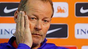 Данні Блінд вже не тренер збірної Голландії