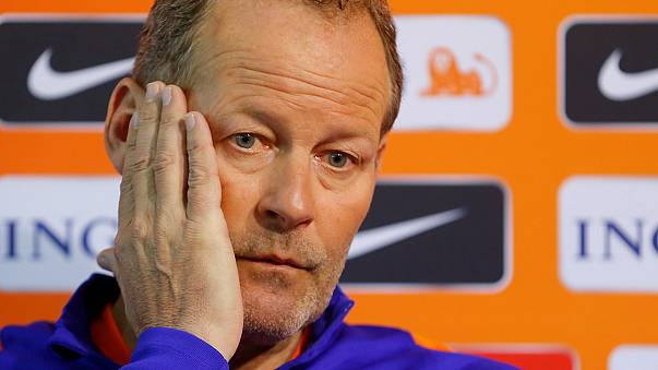 Holland sack coach Danny Blind