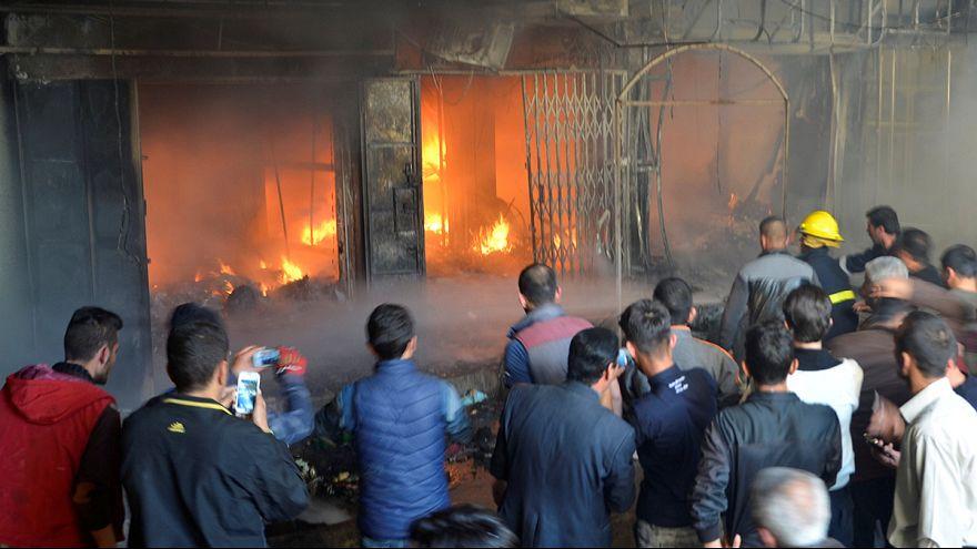 Bagdad niega que la matanza de civiles en Mosul Oeste la provocara un bombardeo de EEUU