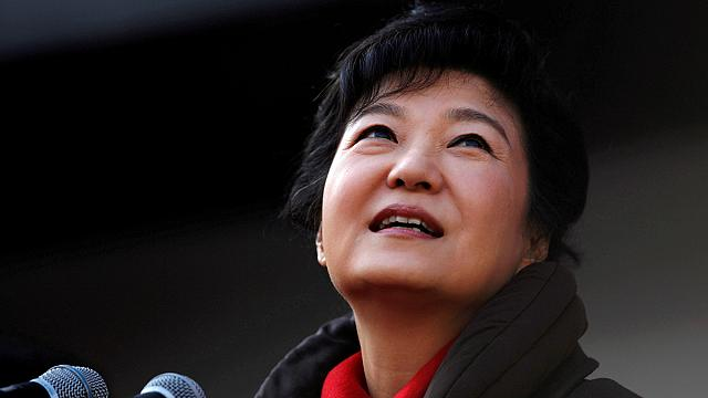 South Korea prosecutors seek arrest warrant for ousted President Park