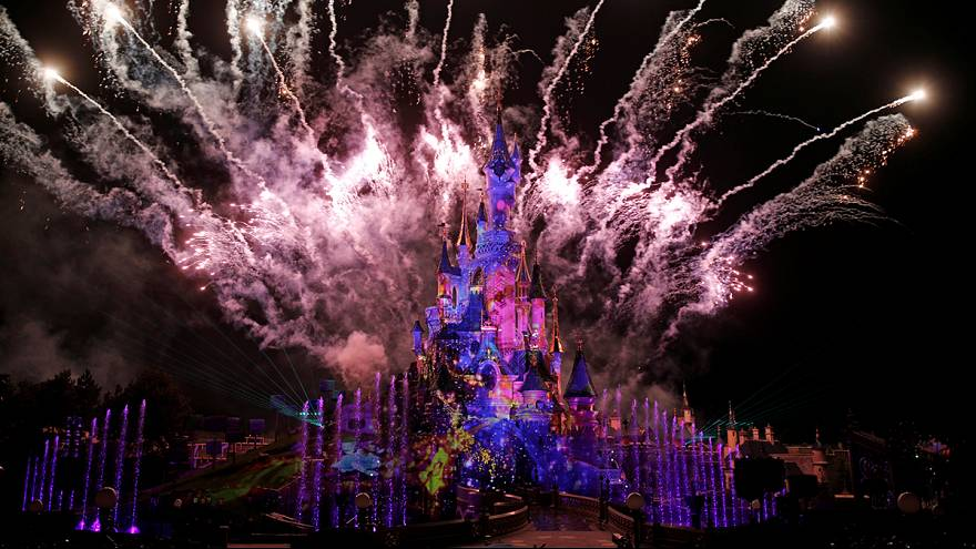 Disneyland Paris celebrates 25th anniversary