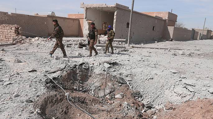 US-backed Syrian forces 'capture' key airbase near Raqqa