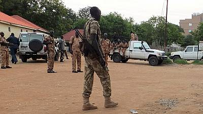Six aid workers killed in an ambush in South Sudan