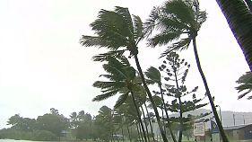 """حالة تأهب في شمال أستراليا قبل وصول إعصار """"ديبي"""""""