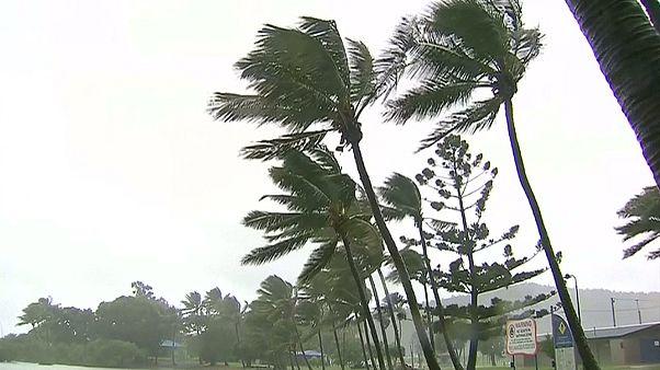 El noroeste de Australia se prepara ante la llegada del ciclón Debbie