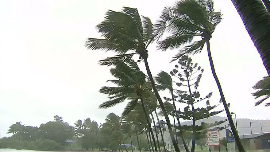 Allerta in Australia: arriva il ciclone Debbie