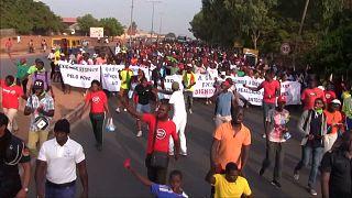 La crise politique s'intensifie en Guinée-Bissau [no comment]