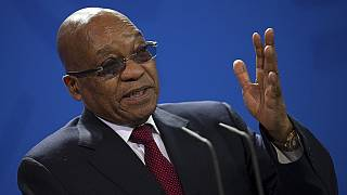 South Africa's Zuma summons finance minister from London