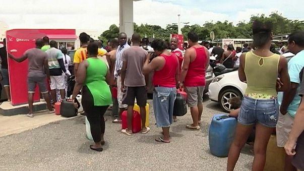 Gespannte Lage: Generalstreik in Französisch-Guyana