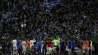 Βέλγιο - Ελλάδα 1-1: Το photostory των Βρυξελλών
