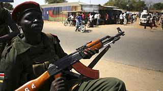 S. Sudan rebel group accuses government forces of killing aid workers