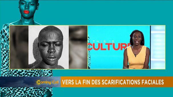 Une encyclopédie africaine en ligne et les scarifications ethniques [Culture The Morning Call]