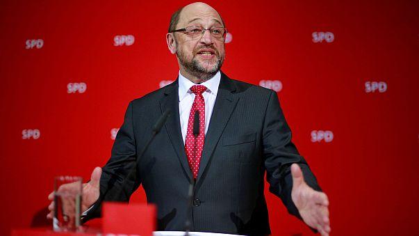 A Saar-vidéken a CDU győzött, de Merkel és Schulz már Berlinre figyel