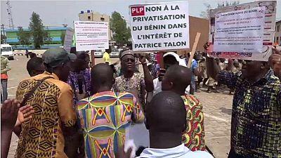 Les magistrats béninois manifestent contre le projet de réforme de la constitution